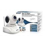 caméra wifi de vidéosurveillance HD motorisée