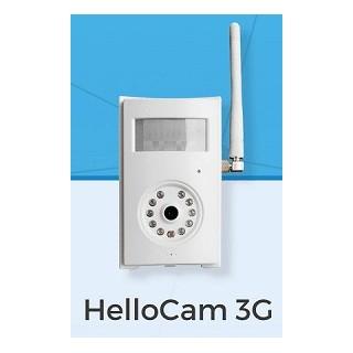 Caméra de surveillance HelloCam 3G/Wi-Fi
