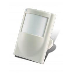 d tecteur de mouvement infrarouge sans fil alarme securitech. Black Bedroom Furniture Sets. Home Design Ideas